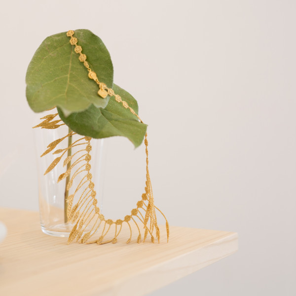 PLANTS necklace